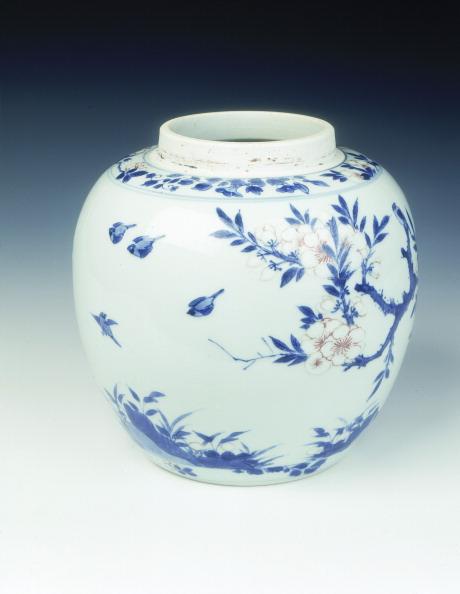 Chrysanthemum「Blue and white ginger jar, early Kangxi period, Qing dynasty, China, 1662-1677.」:写真・画像(14)[壁紙.com]