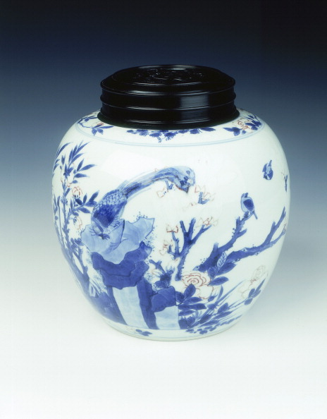 Chrysanthemum「Blue and white ginger jar, early Kangxi period, Qing dynasty, China, 1662-1677.」:写真・画像(16)[壁紙.com]