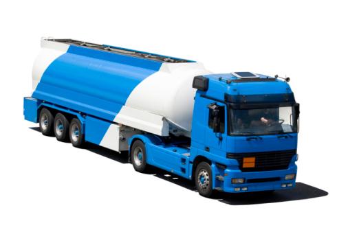 Passenger Cabin「Blue and white truck isolated」:スマホ壁紙(19)