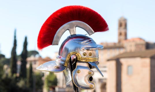 Roman「Copy of a Roman helmet, Rome Italy」:スマホ壁紙(5)