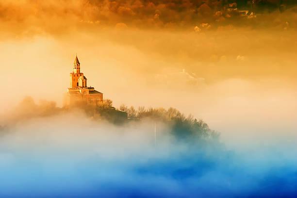 Tsarevets fortress in Veliko Turnovo, Bulgaria:スマホ壁紙(壁紙.com)