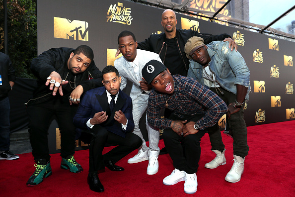 MTVムービー・アワード「2016 MTV Movie Awards - Red Carpet」:写真・画像(11)[壁紙.com]