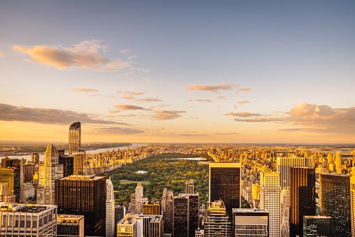 マンハッタン セントラルパーク「ニューヨークのセントラルパークの眺め」:スマホ壁紙(18)