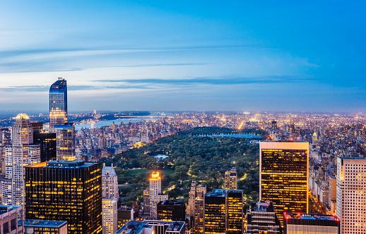 Central Park - Manhattan「New York - Central Park view」:スマホ壁紙(18)
