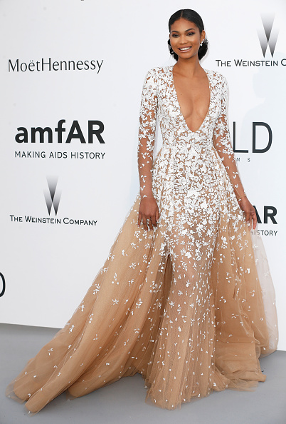 Tulle Netting「amfAR's 22nd Cinema Against AIDS Gala, Presented By Bold Films And Harry Winston - Arrivals」:写真・画像(16)[壁紙.com]