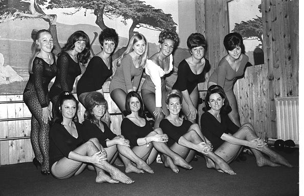 Leotard「East End Dancers」:写真・画像(2)[壁紙.com]