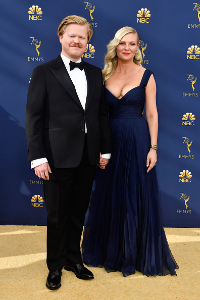 Kirsten Dunst「70th Emmy Awards - Arrivals」:写真・画像(16)[壁紙.com]