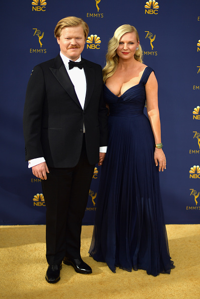 Kirsten Dunst「70th Emmy Awards - Arrivals」:写真・画像(17)[壁紙.com]