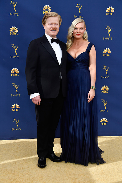 Kirsten Dunst「70th Emmy Awards - Arrivals」:写真・画像(5)[壁紙.com]