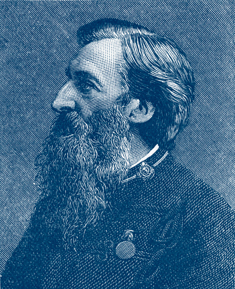 Methodist「William Booth - portrait」:写真・画像(12)[壁紙.com]
