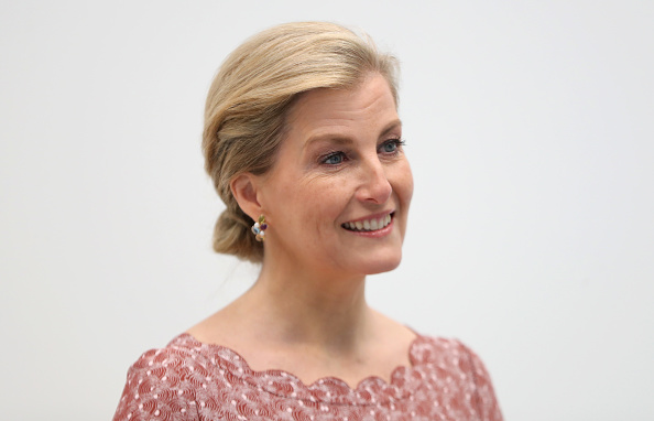 Sophie Rhys-Jones - Countess of Wessex「The Countess Of Wessex Opens The Central School of Ballet's New Premises」:写真・画像(12)[壁紙.com]