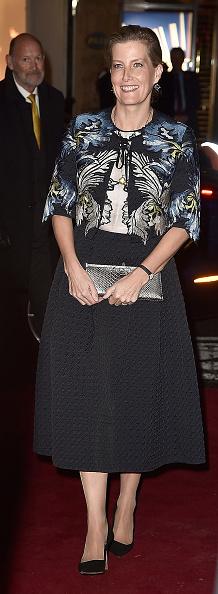 Sophie Rhys-Jones - Countess of Wessex「Prince Albert II of Monaco Foundation Dinner In Honour Of Winston Churchill」:写真・画像(16)[壁紙.com]