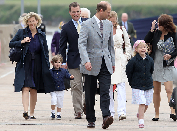 Lady Louise Windsor「The Royal Family Disembark The Hebridean Princess」:写真・画像(8)[壁紙.com]