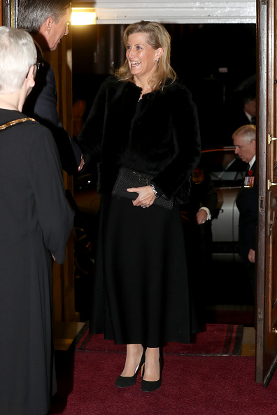 Sophie Rhys-Jones - Countess of Wessex「The Queen And Members Of The Royal Family Attend The Annual Royal British Legion Festival Of Remembrance」:写真・画像(0)[壁紙.com]