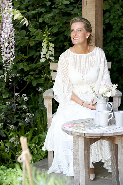 Sophie Rhys-Jones - Countess of Wessex「Chelsea Flower Show 2018 - Press Day」:写真・画像(16)[壁紙.com]