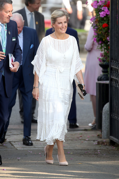 Sophie Rhys-Jones - Countess of Wessex「Chelsea Flower Show 2018 - Press Day」:写真・画像(2)[壁紙.com]