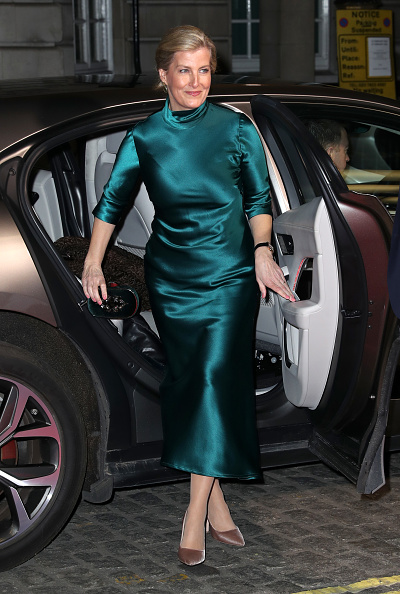 """Sophie Rhys-Jones - Countess of Wessex「The Countess Of Wessex Attends The """"Sulphur And White"""" Premiere」:写真・画像(7)[壁紙.com]"""