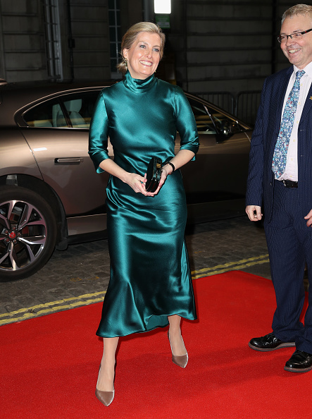 """Sophie Rhys-Jones - Countess of Wessex「The Countess Of Wessex Attends The """"Sulphur And White"""" Premiere」:写真・画像(14)[壁紙.com]"""