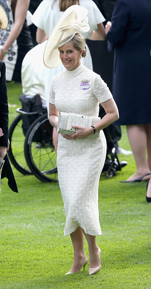 Sophie Rhys-Jones - Countess of Wessex「Royal Ascot - Day 1」:写真・画像(7)[壁紙.com]