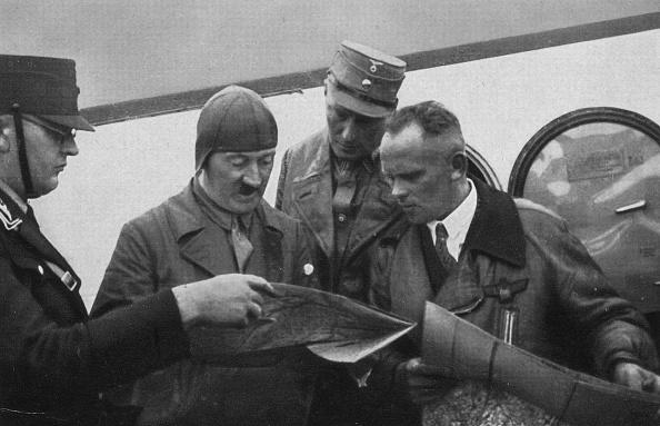 Passenger「Hitler's Flight Plan」:写真・画像(5)[壁紙.com]