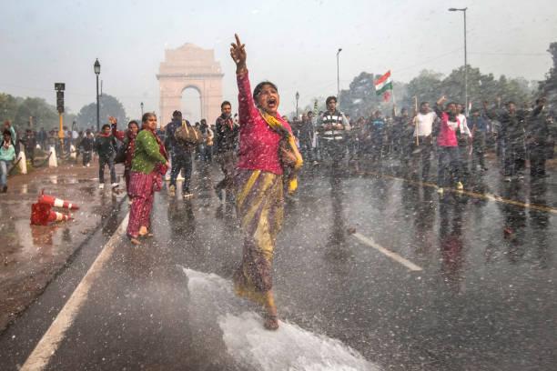 Protests In New Delhi Against Current Rape Laws:ニュース(壁紙.com)