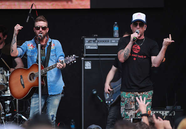 Rich Fury「Daytime Village At The 2019 iHeartCountry Festival Presented by Capital One - Show」:写真・画像(17)[壁紙.com]