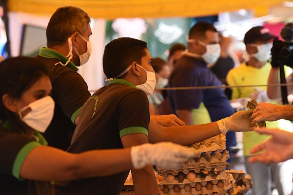 Latin America「Venezuela Declares Coronavirus Emergency」:写真・画像(1)[壁紙.com]