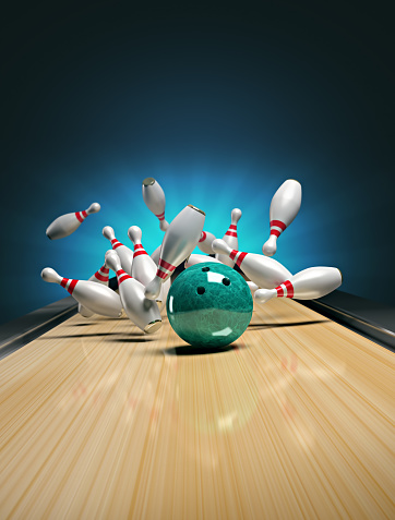 Leisure Games「Bowling.」:スマホ壁紙(18)