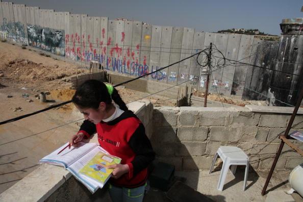 West Bank「Separation Barrier Dominates Lives of Bethlehem Palestinians」:写真・画像(8)[壁紙.com]