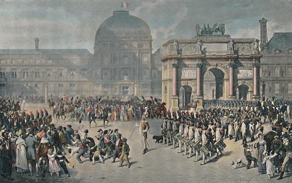 Arc de Triomphe - Paris「A Day Of Review Under The Empire」:写真・画像(17)[壁紙.com]
