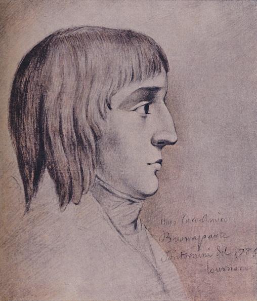 Teenager「Napoleon Bonaparte In 1785」:写真・画像(6)[壁紙.com]