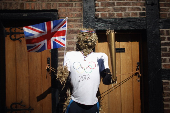 2012 Summer Olympics - London「A Quintessential English Village Prepares For The Diamond Jubilee」:写真・画像(13)[壁紙.com]