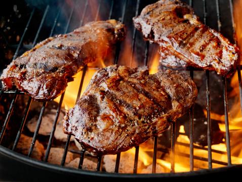 Barbecue Grill「BBQ Steaks」:スマホ壁紙(15)