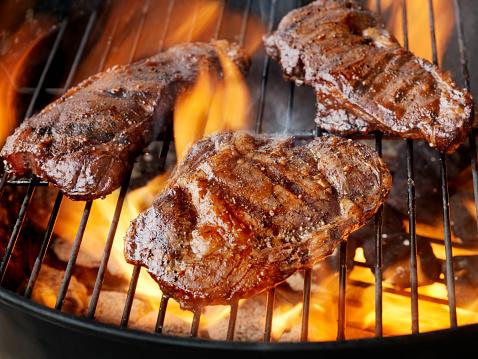 Raw Food「BBQ Steaks」:スマホ壁紙(19)
