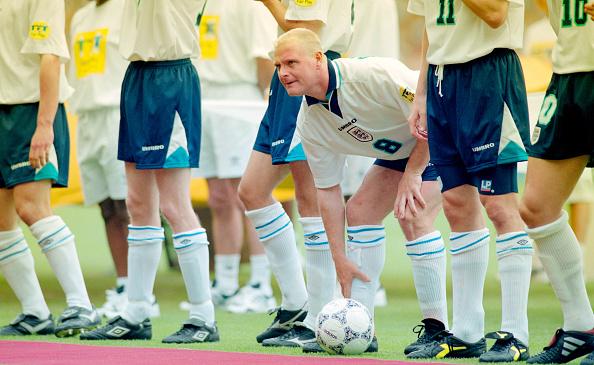 England「Paul Gascoigne Euro 96'」:写真・画像(11)[壁紙.com]