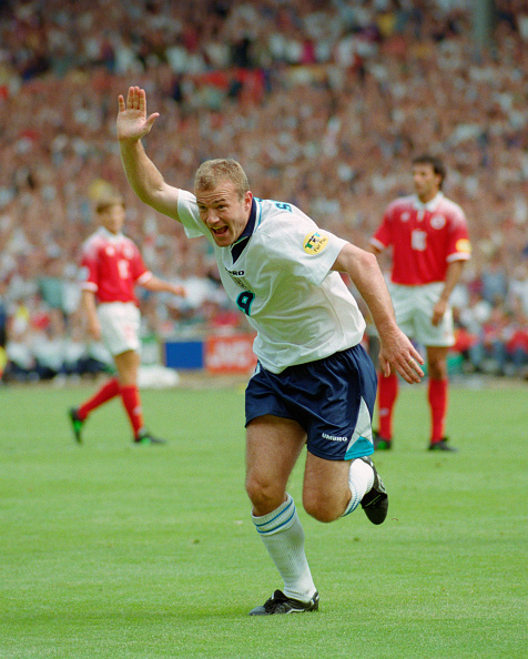 Switzerland「1996 UEFA European Championships England v Switzerland」:写真・画像(13)[壁紙.com]
