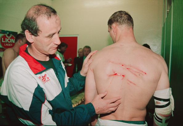 Physical Injury「England Rugby Tour to South Africa 1994」:写真・画像(7)[壁紙.com]