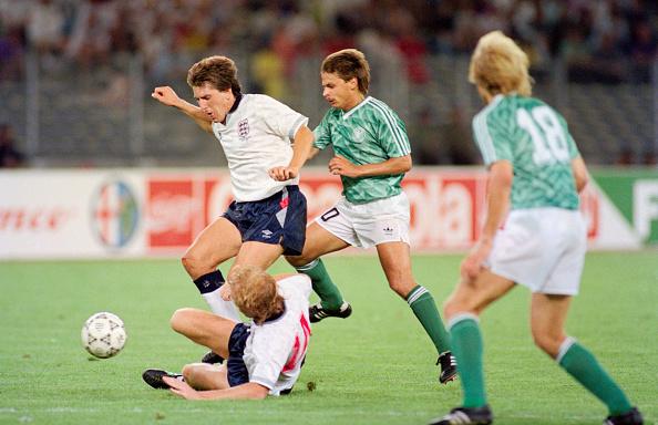 England「England v West Germany 1990 FIFA World Cup Semi Final」:写真・画像(1)[壁紙.com]