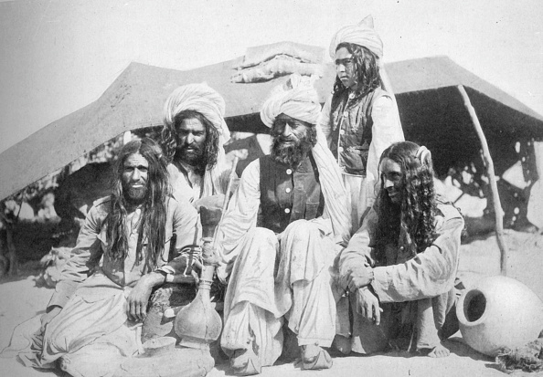 Pakistan「A Group Of Brahui Of East Balochistan」:写真・画像(4)[壁紙.com]