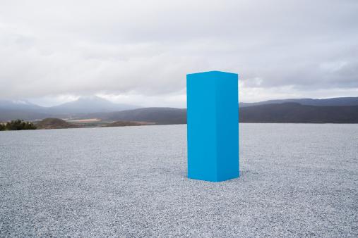 Conformity「Blue box outdoors」:スマホ壁紙(1)