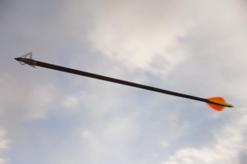 Sports Target「Arrow in the sky」:スマホ壁紙(13)