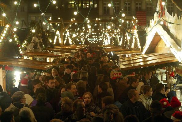Strasbourg「Annual Christmas Market In Strasbourg」:写真・画像(14)[壁紙.com]