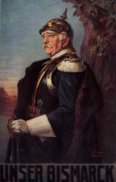Russian Military「Otto von Bismark, wearing Prussian military uniform. Prussian Politician, 1815-1898.」:写真・画像(5)[壁紙.com]