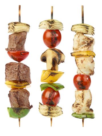 Meat「Grilled kebabs」:スマホ壁紙(8)