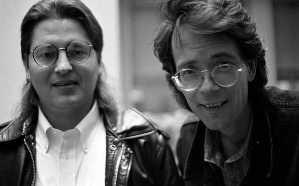作家「William Gibson And Bruce Sterling」:写真・画像(11)[壁紙.com]