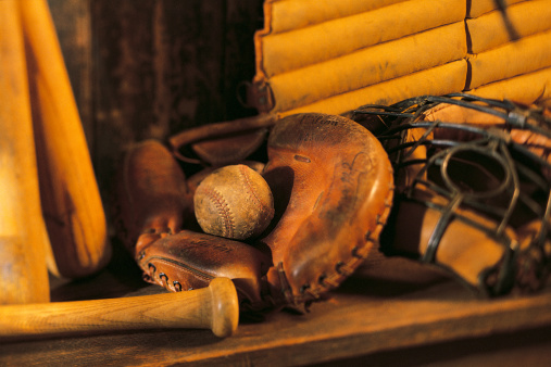 Tank Top「Baseball memorabilia」:スマホ壁紙(3)