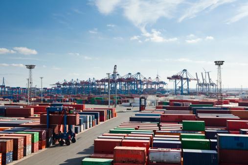Efficiency「Container terminal」:スマホ壁紙(0)