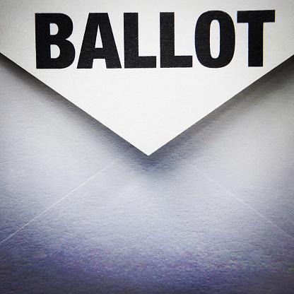 Voting Ballot「Voting by mail」:スマホ壁紙(17)