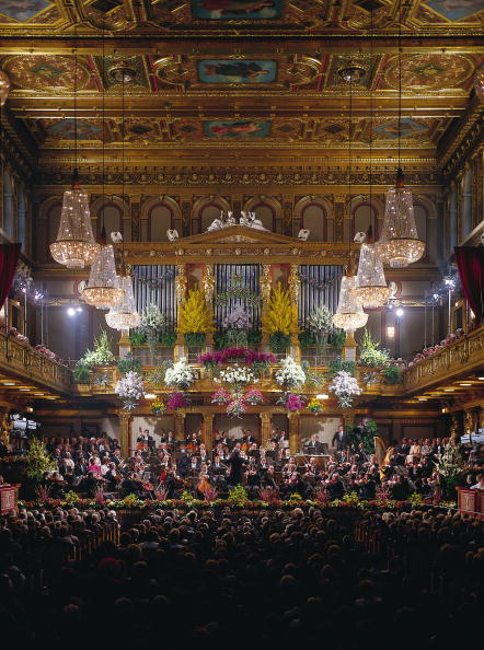 Orchestra「New Year's Concert of the Vienna Philharmonic Orch」:写真・画像(19)[壁紙.com]