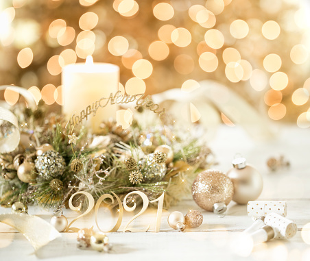 New Year「New Year's Celebration 2021」:スマホ壁紙(13)
